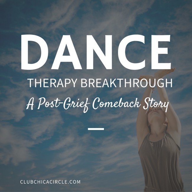 Dancing for Joy and Post-Grief - 4 Minute Challenge
