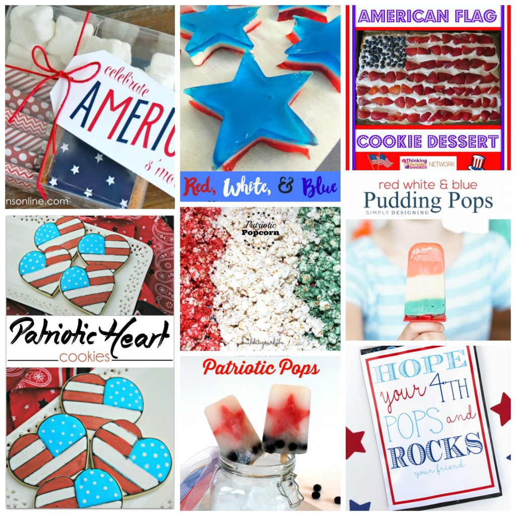 4th-of-July-Treat Ideas