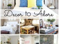 Home Decor-to-Adore #MondayFundayParty