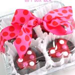 Be My Valentine Cookie Gift Box Idea