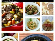 7-slow-cooker-recipe ideas #MondayFundayParty