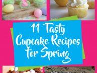 11 Yummy cupcake recipe ideas #MondayFundayParty @chicacircle