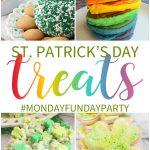 8 Great St. Patrick's Day Recipe Treat Ideas #MondayFundayParty