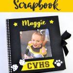 Cheer Scrapbook Design for Teen @clubchicacircle