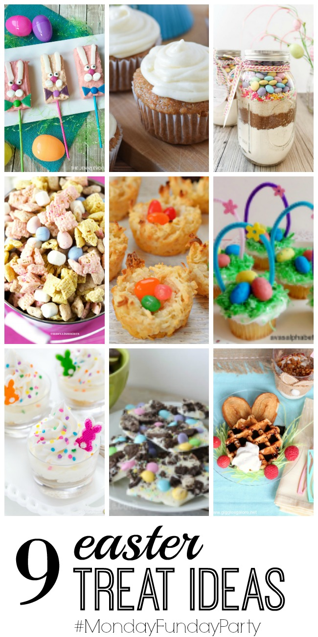 Make-a-perfect-dessert-for-Easter-with-one-of-these-Easter-Treat-Ideas-#MondayFundayParty