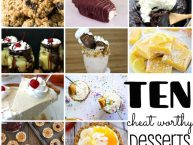 10 Decadent Dessert Recipe Ideas