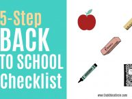 Smooth transition to the start of school