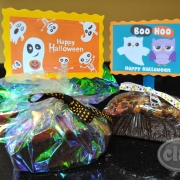 Craft Stick Explosion + Free Halloween Gift Printable