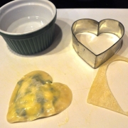10-minute Homemade Heart Ravioli