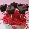 Chocolate Graduation Cap Bouquet