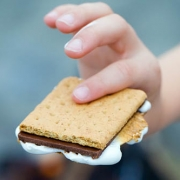 Celebrating the S'more!