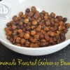 Homemade Roasted Garbanzo Beans