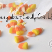 For the Love of Candy Corn - Candy Corn Inspired Creations