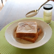 Milk Toast- Comfort Food for the Flu-Ridden Stomach