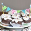 Mini Birthday Cake Batter Truffles