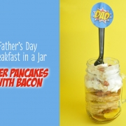 Father's Day Pancakes with a Twist