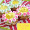 Spring Flower Cookies DIY