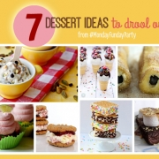 11 Upcycle DIYs & 7 Delectable Desserts to Drool Over + MONDAY FUNDAY LINK PARTY
