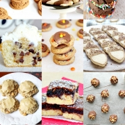 12 Delicious Holiday Cookie Recipes + MONDAY FUNDAY Link Party