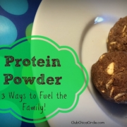 Protein Powder - 3 Ways to Fuel the Family