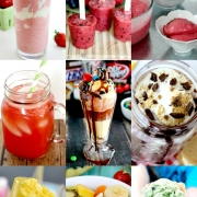 Sweet Summer Treats Roundup #MondayFundayParty