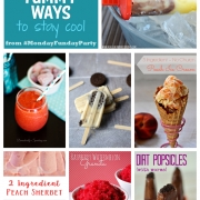 14 Delicious Ways to Stay Cool this Summer #MondayFundayParty