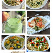 8 Healthy Recipe Ideas #MondayFundayParty