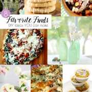 8 Yummy & Creative DIY features from #MondayFundayParty