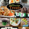 10 Halloween Treat Recipe Ideas #MondayFundayParty