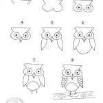 How to Doodle an Owl