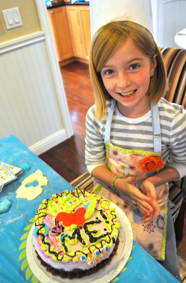 Cake Boss Birthday Party Decorations