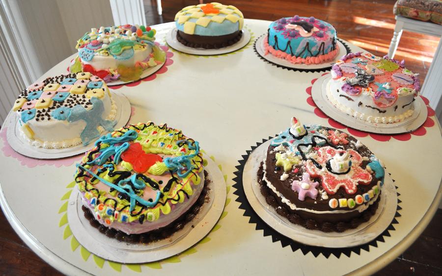 Cake Boss Themed Tween Birthday Party Idea