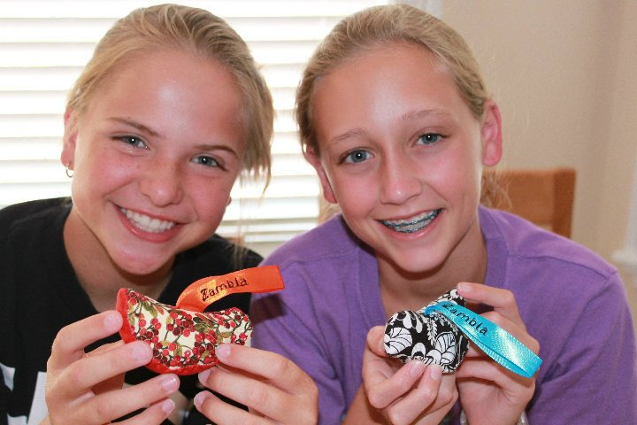Crafty Teens Working To Spread Hope One Bird At A Time
