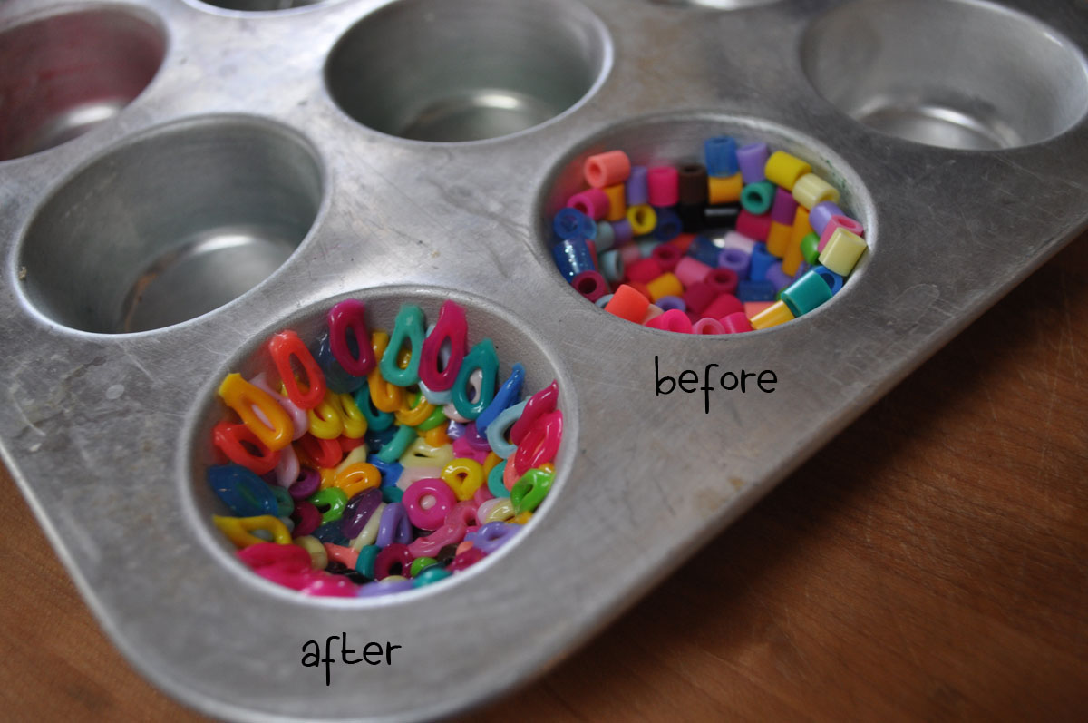 Make Your Own Melted Bead Crafty Cupcakes