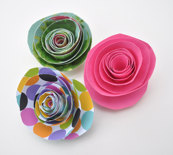 Paper Flower Fun And New Shop Items Coming Soon