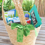 summer beach teacher gift bag