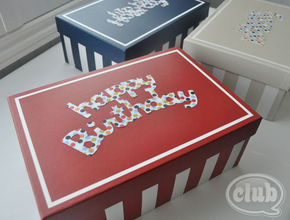 Birthday Party In A Box