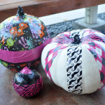 duct tape pumpkins feature