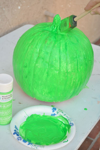 witch-painted-pumpkin-step-2