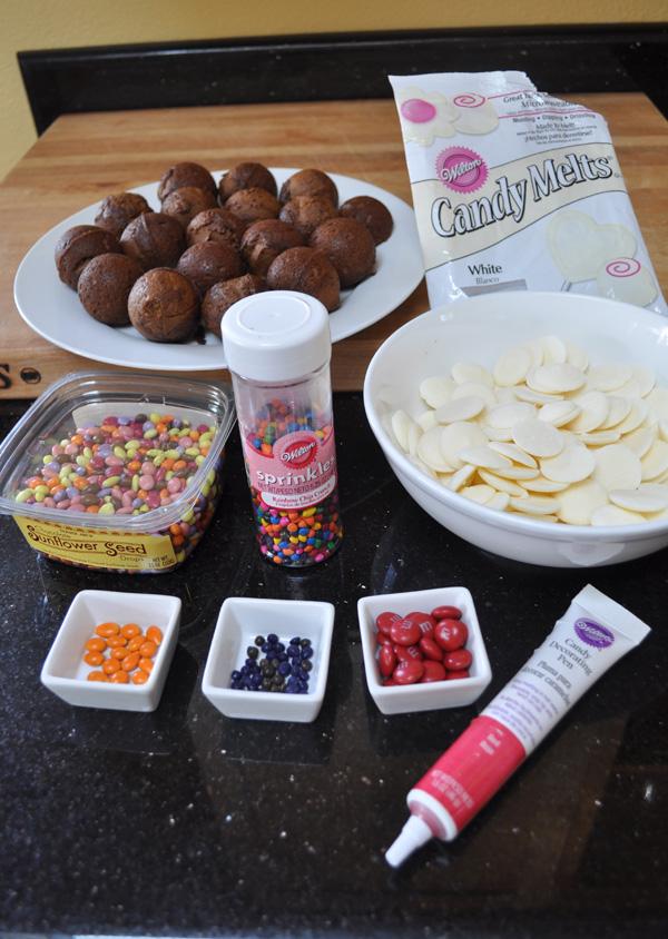 How To Make Refrigerator Cake Pops