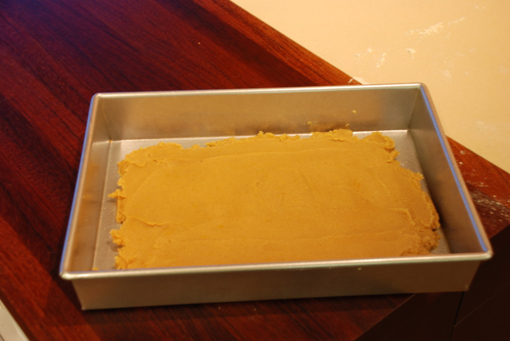 Toffee Bar Base