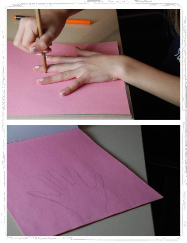 3D Drawing -Step 1