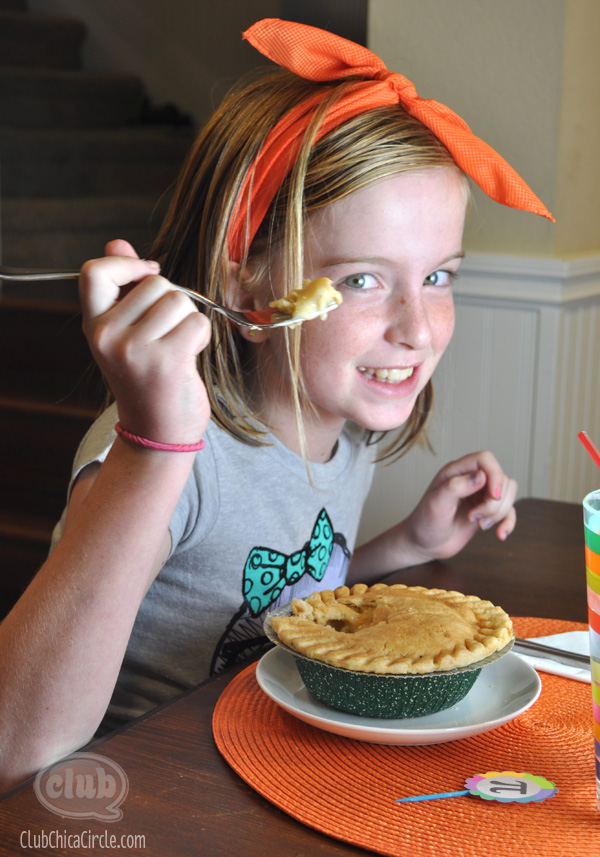 Celebrate Pi Day with Marie Callender's Pot Pie