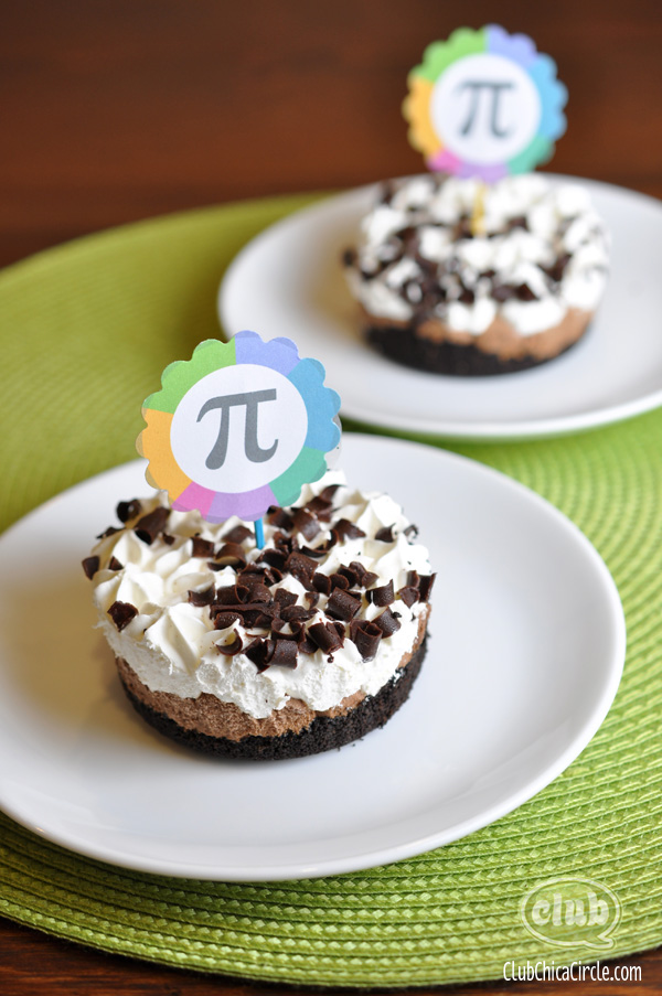 Celebrate Pi day Free Printable