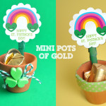 Mini Pota of Gold craft @clubchicacircle