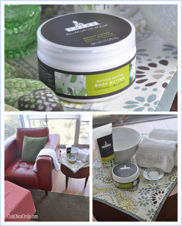 World Market Mom Spa Day at Home