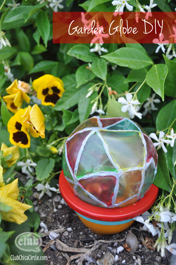 Garden Craft DIY Idea @clubchicacircle