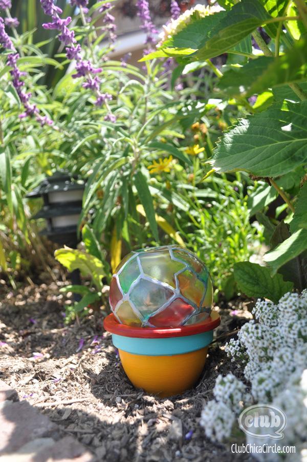 Garden Globe Craft DIY