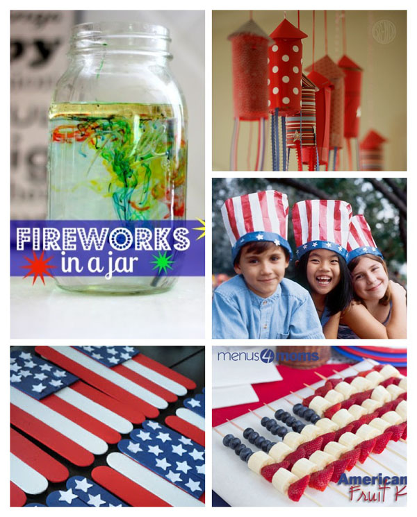 Get In The Spirit With 5 Fantastic 4th Of July Craft Ideas