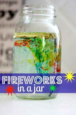 Fireworks-in-a-Jar